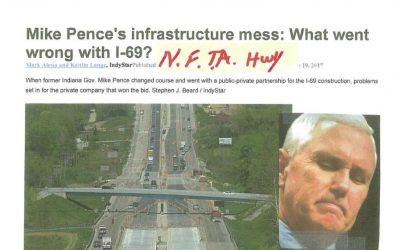Indiana's I-69 NAFTA Highway Corruption